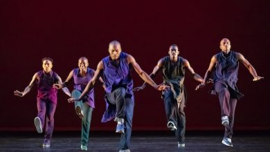 Photo of Alvin Ailey Dancers Wow at Kennedy Center