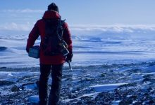 Photo of MOVIE REVIEW: 'Arctic'