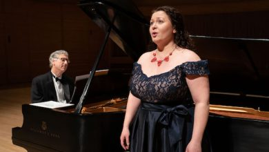 Photo of Ganz Concert a Breathtaking Delivery of Chopin's Works for Pianoforte