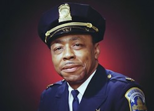 D.C.'s first African-American chief of police (Courtesy photo)