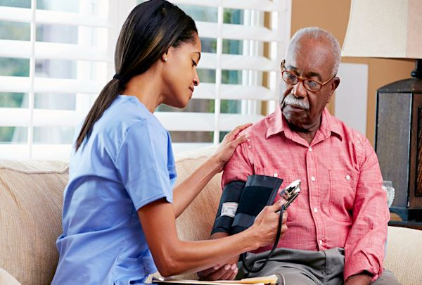 African Americans remain at an increased risk for cancer. (Courtesy of Health Daily News)