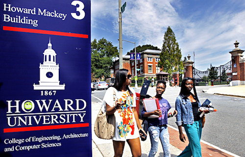 Courtesy of Howard University
