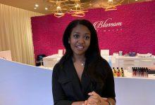 Jasmine Jones, co-founder of Cherry Blossom Intimates (Hamil R. Harris/The Washington Informer)