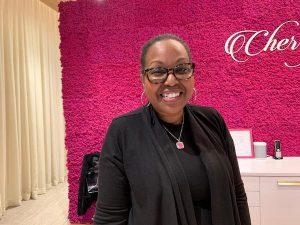 Dr. Regina M. Hampton, co-founder of Cherry Blossom Intimates (Hamil R. Harris/The Washington Informer)