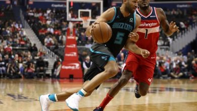 Photo of Wizards' Playoff Hopes Take Hit with Key Loss to Hornets