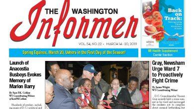 Photo of 3-14-2019 Informer Edition