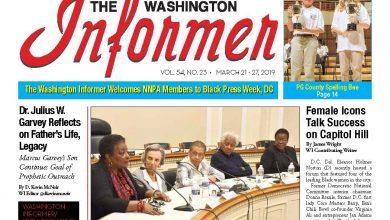 Photo of 3-21-2019 Informer Edition