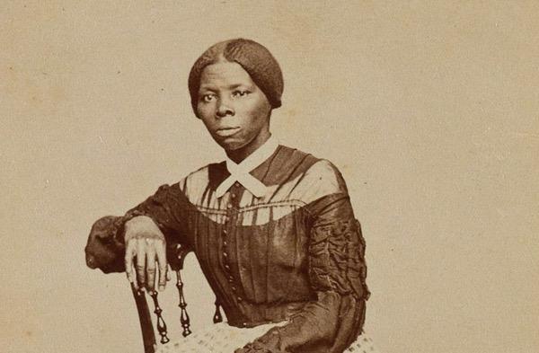 Harriet Tubman (Library of Congress)