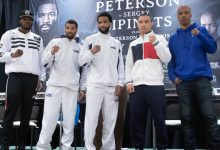 Photo of Premier Boxing Champions Presents Lamont Peterson vs. Sergey Lipinets
