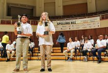 Photo of Persistent Eighth-Grader Wins WI Prince George's Spelling Bee