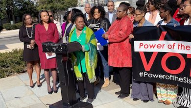 Photo of Black Women Making Presence Felt on Capitol Hill