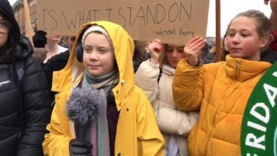 Photo of Young Activists Driving Climate Change Debate