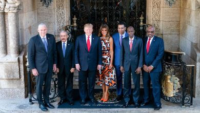 Photo of Trump Meets with Caribbean Leaders