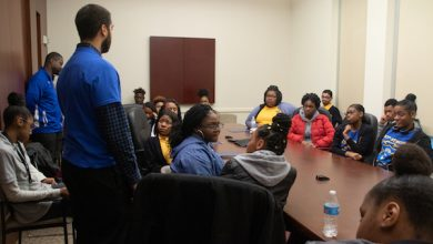 Photo of National Collegiate Students Speak to Elected Officials