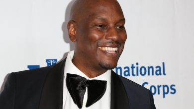 Photo of Tyrese to Star as Teddy Pendergrass in New Biopic