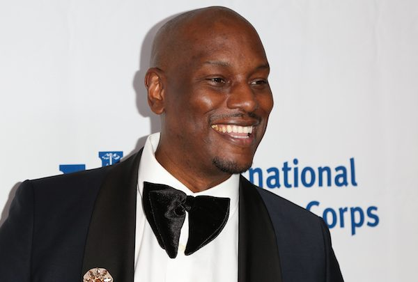 Photo of Tyrese Recalls How Colorism Jokes Affected Him as a Child