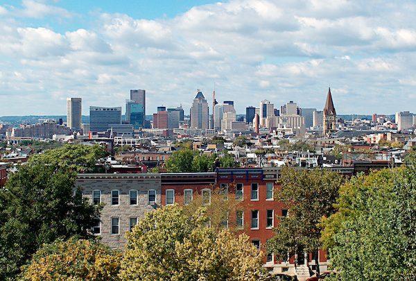 Baltimore skyline (Courtesy photo)