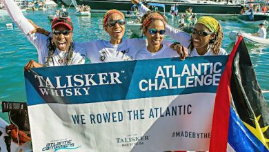 Photo of LETTERS TO THE EDITOR: Antiguan Rowers Make Big Splash