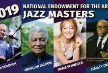Photo of National Endowment for the Arts Names 2019 Jazz Masters
