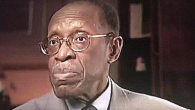 Photo of Evans Crawford, 96, Longtime Dean at HU School of Divinity, Dies