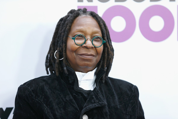 "**FILE** Whoopi Goldberg attends ""Nobody's Fool"" New York Premiere at AMC Lincoln Square Theater on Oct. 28, 2018. (John Lamparski/WireImage,)"