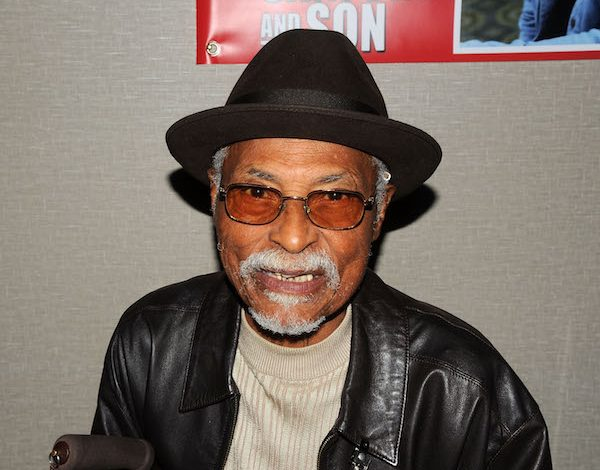 Nathaniel Taylor attends Chiller Theater Expo Winter 2017 at Parsippany Hilton on Oct. 27, 2017, in Parsippany, New Jersey. (Photo by Bobby Bank/Getty Images)