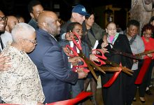 Photo of Busboys' Anacostia Launch Evokes Memory of Marion Barry