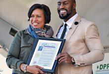 Photo of D.C. Celebrates 'Vernon Davis Day'