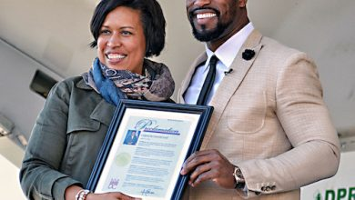 Photo of D.C. Celebrates 'Vernon Davis Day'