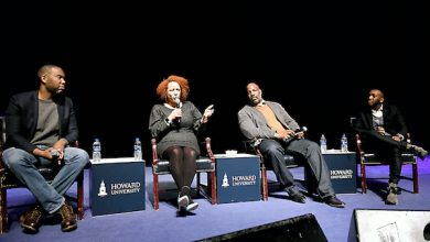Photo of National Writers Provide Life Lessons at HU Forum