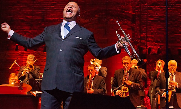 """The National Philharmonic, led by Maestro Piotr Gajewski, celebrates American jazz with""""Sounds of New Orleans: A Tribute to Louis Armstrong"""" Saturday, March 30, 8 p.m. at The Music Center at Strathmore's Concert Hall. Byron Stripling will perform Armstrong's greatest hits, including his signature version of""""When the Saints Go Marchin' In."""""""