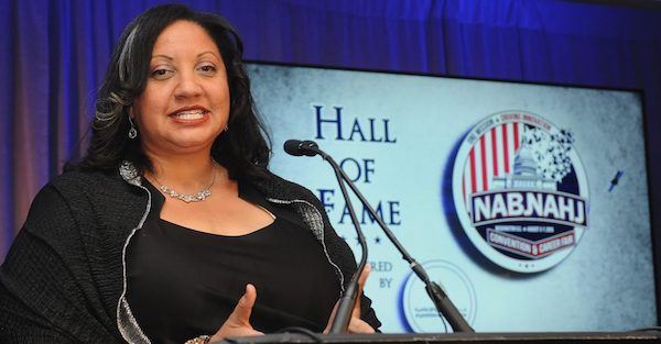 NABJ President Sarah Glover (Crusader Newspapers via NNPA Newswire)