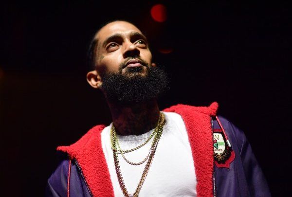 Rapper Nipsey Hussle attends A Craft Syndicate Music Collaboration Unveiling Event at Opera Atlanta on December 10, 2018 in Atlanta, Georgia.(photo by Prince Williams/Wireimage via Getty Images)
