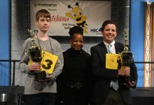 Photo of 2019 DC Spelling Bee (Photos by Roy Lewis and Shevry Lassiter)