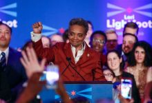 Photo of Lori Lightfoot Wins Historic Mayoral Race in Chicago