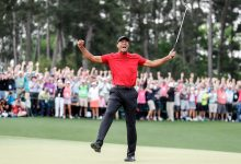 Photo of Tiger Woods Emerges from the Wilderness, Wins 5th Masters Title