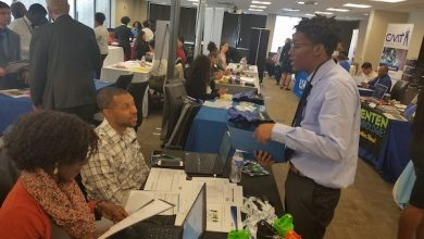Photo of Youth Dress for Success at Prince George's Job Fair