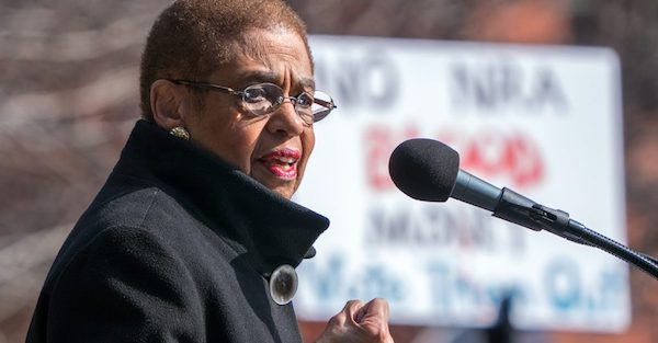 **FILE** D.C. Del. Eleanor Holmes Norton (Courtesy of NNPA)