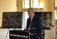 Photo of Van Hollen Crafts Bill to Honor WWI Minority Vets