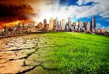 Climate change is especially affecting minority communities. (Courtesy of NASA Climate)