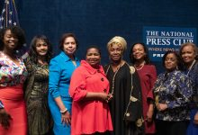 Photo of Edney's Outstanding Black Women 'Tell It Like It Is'