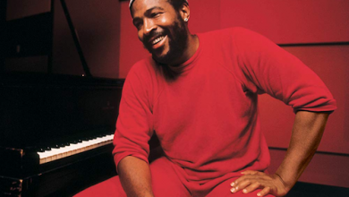 Photo of Marvin Gaye Honored with Commemorative Stamp