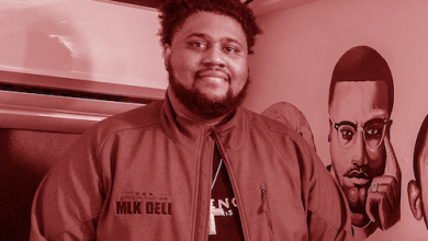 Photo of Tyrone White: MLK Deli, It's More Than Food