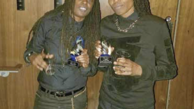 Photo of Female Hip-Hop Duo Espouses Peace and Unity