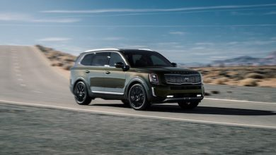 Photo of Kia Goes Large with 2020 Telluride