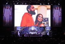 Photo of Lauren London Tattoo Honors Nipsey Hussle