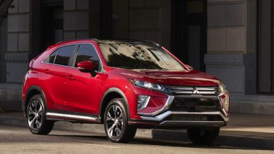 Photo of 2019 Mitsubishi Eclipse Cross Built for the Streets
