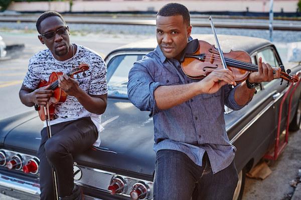 Black Violin (Courtesy of blackviolin.net)