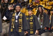 Photo of MORIAL: Graduation Season — Celebrating Accomplishments, Committing to Equality