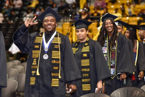 Courtesy of Grambling State University via Twitter
